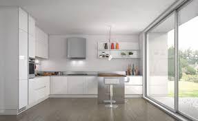 Counter Height Cabinet Kitchen Perfect Kitchen Design Nice White High Gloss Kitchen