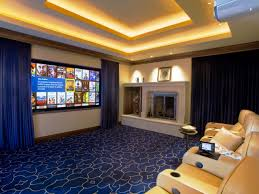Small Picture Home Theater Design Basics DIY