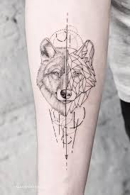 Image Result For Geometric Wolf Illustration Artofit