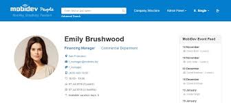Employee Profile Sample 9 Employee Profile Samples Sample Templates Standpoint Us