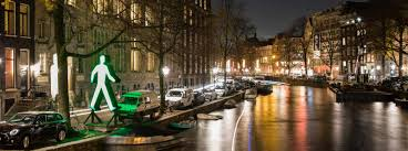 Friendship Amsterdam Light Festival Strangers In The Light Victor Engbers Ina Smits