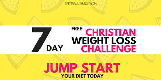 Weight Loss Challenge Poster Ideas
