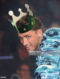 Stephen Bear enters the Big Brother ...