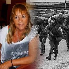 """Alicia Reynoso: """"La guerra de Malvinas nos duele porque tiene ..."""