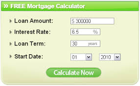 Home Mortgage Calculator Early Payment My Mortgage Home Loan