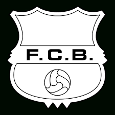 Kleurplaat Barcelona Logo Logo Image Free Logo Png In Kleurplaat