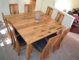 square dining tables seats 8 chic 8 dining table in square dining table seats 8