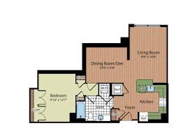 1 Bedroom Apartments In Alexandria Va Creative Design Interesting Decoration