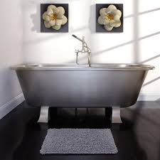enticing s cast iron cushty shower bathtubs kohler freestanding tubs and