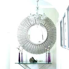 set of 3 small mirrors 3 piece mirror set wall mirrors starburst small decorative