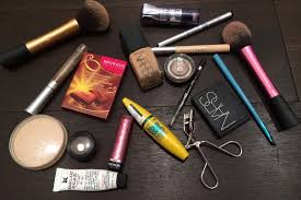 my cur daily makeup routine