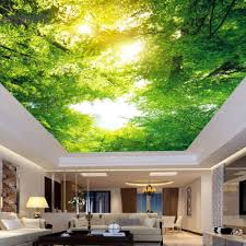 False ceiling lighting Lobby Pop False Ceiling 3d Effect Stretch Ceiling Lighting Box Pvc Ceiling Panel Fabric Designs Alibaba Pop False Ceiling 3d Effect Stretch Ceiling Lighting Box Pvc Ceiling