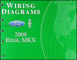 wiring diagram ford edge wiring image wiring diagram 2008 ford edge lincoln mkx wiring diagram manual original on wiring diagram ford edge