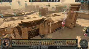Total War Warhammer Ii Tomb Kings Eye Of The Vortex 42 Youtube