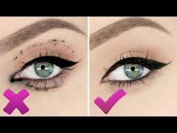 How to Apply a Perfect Winged Eyeliner for Beginners - All  beauty