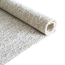 non skid rug mat natures grip non skid jute and natural rubber friendly rug pad non non skid rug mat