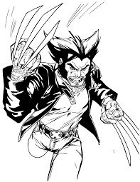 Small Picture X men wolverine coloring pages ColoringStar