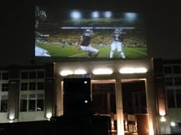 Msu Debuts New Projections On Back Of Davis Wade Stadium
