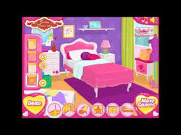 barbie house makeover game youtube