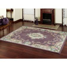 mauve area rug serena aubusson rugs rectangle seagrass orange white small large living room contemporary office purple and grey awesome size of round