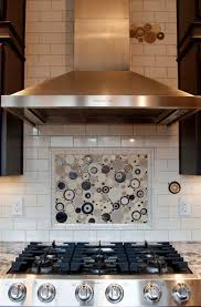 Kitchen With Glass Tile Backsplash Mesmerizing 48 Exciting Kitchen Backsplash Trends To Inspire You Home