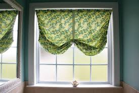 white-bathroom-window-curtains : Bathroom Window Curtains Style ...