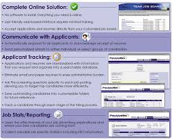 Resume Tracking Sports Jobs Executive Search Recruitment Applicant Tracking