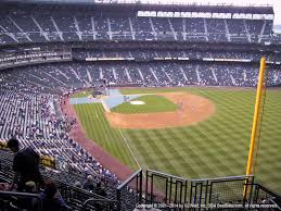 T Mobile Park View From View Outfield 311 Vivid Seats