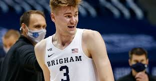 BYU Basketball: Matt Harms was named WCC Defensive Player of the ...
