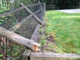 A ticket was opened (# 796371) at http://assist.bellevuewa.gov/ under  category of Other Content of the ticket: Vandals damaged a fence in the  41.5 Mini Park ...