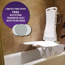 free rotating transfer seat will ship separately on 12 31 2018