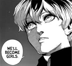 Tokyo Ghoul Quotes Mesmerizing Okay Hentai Quotes Know Your Meme