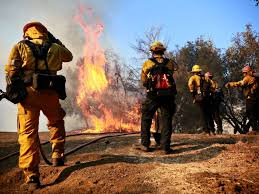 Private firefighters for wildfires aren't just a perk for the rich ...