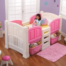 kids twin beds with storage. Kids Twin Beds With Storage. Step2 Girl\\u0027s Loft And Storage Bed A