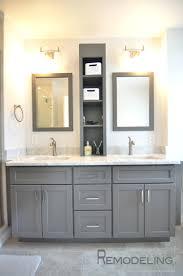 bathroom vanity portland oregon tip we updated the builder grade cabinet  into a floating raised to