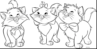 Cute Cat Coloring Pages Dogs And Cats Simple To Print 6 Jennymorgan