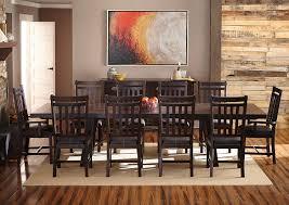 dark mahogany furniture. Eilean Dining Table - Dark Mahogany Furniture M