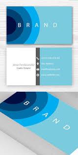 Top Id Card Design Website Modern Business Card Design Inspiration