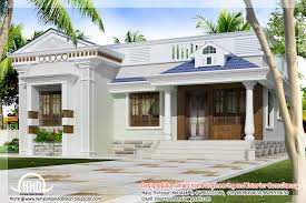 kerala style budget villa single floor