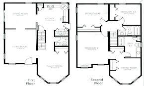 4 bedroom house plans canada house plan 4 bedroom 2 story house plans bath 1 4