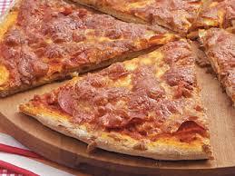 whole pepperoni pizza. Perfect Whole WholeWheat Pepperoni Pizza Throughout Whole