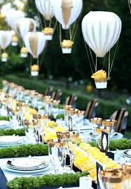view in gallery these hot air balloon decorations party diy