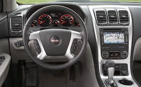 gmc acadia 2010 interior. Plain Gmc GMC Acadia Interior A True Professional Car And Gmc 2010