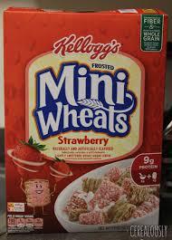 kellogg s strawberry frosted mini wheats