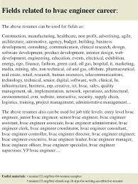 Hvac Installer Job Description For Resume Technician Resume Free