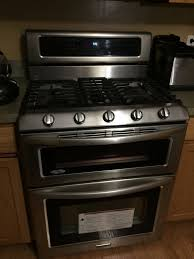 kitchenaid double oven range manual kitchen ideas