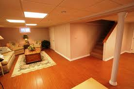 Basement Flooring Options Over Concrete Waterproof Wr Meadows - Finish basement floor