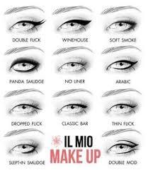 emo makeup on eyeliner eye liner and emo makeup tutorial