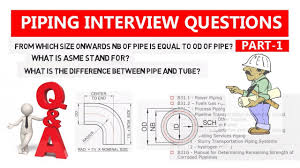 Plastic Part Design Interview Questions Part 1 Piping Interview Question Answer Piping Analysis