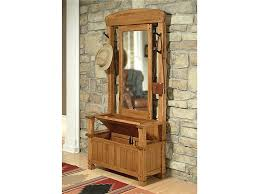 Sunny Designs Bedroom Furniture Adding Character To Your Hallway With A Hall Tree Ideas 4 Homes